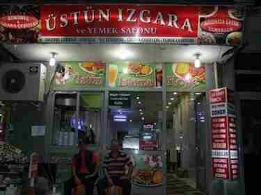 Üstün Izgara & Yemek Salonu
