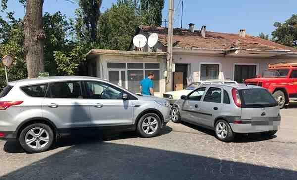 Geyve'deki 'Kaza Virajında' Yine Kaza