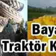 Bayat'ta Traktör Kazası…1 Yaralı