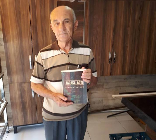 Ahmet İşsever'in Ustalık Eseri…