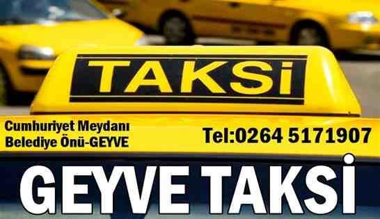 Geyve Taksi