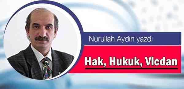 Hak, Hukuk, Vicdan