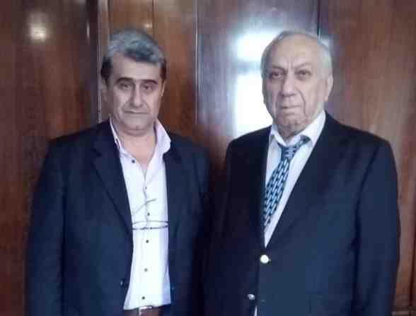 Efsane Başkan Tahsin Kaya'yaSakarya'dan dost ziyareti…