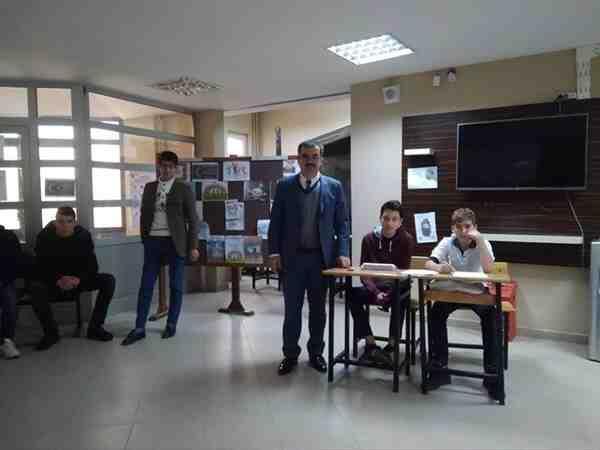 GAİHL, Okul Öğrenci Meclis Başkanını Seçti
