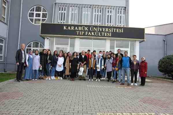 Geyve Anadolu Lisesi Karabük'te