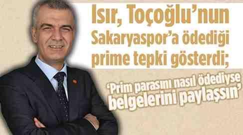 Isır'dan Toçoğlu'nun Ödediği Prime Tepki..
