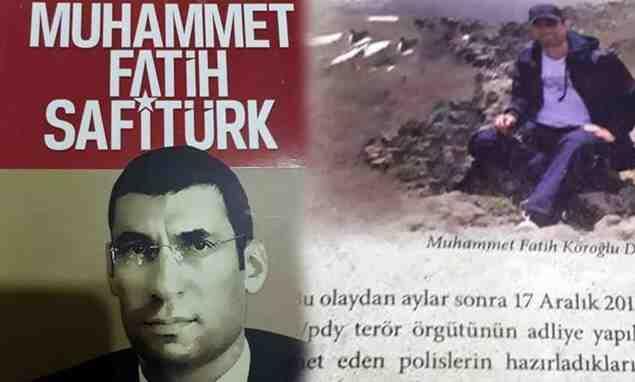 Şehit Kaymakam Safitürk'ün Hayatı Kitap Oldu