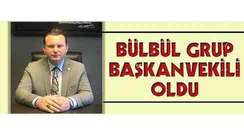 MHP'li Vekil Bülbül, Grup Başkanvekili Oldu