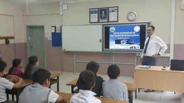 Bilgi Güvenliği Bilinçlendirme Eğitimi Projesi Başlatıldı