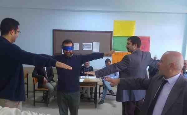 Kapsayıcı eğitim semineri verildi.