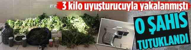 Geyve Kozan'da Uyuşturucu Operasyonu