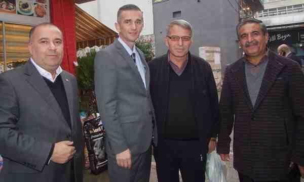 İyi Parti Milletvekili Dikbayır Geyve'de…