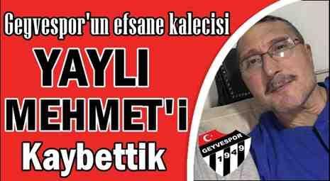 Mehmet Gültürk (Yaylı Mehmet) Hakka Yürüdü..