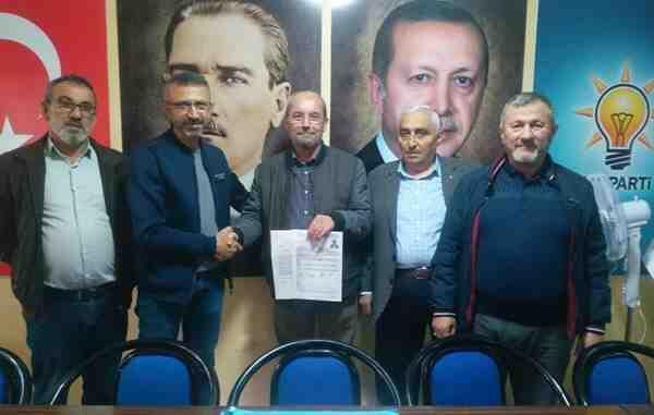 Ak Parti'de Sürpriz İsim..Tınar Aday Adayı…