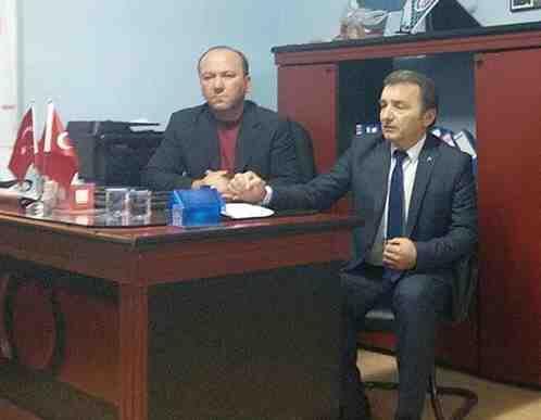 Kaya, MHP'den Belediye Başkan Aday Adayı