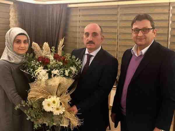 Kılıç, İl Başkanlığına Karaçam'dan Veda Etti
