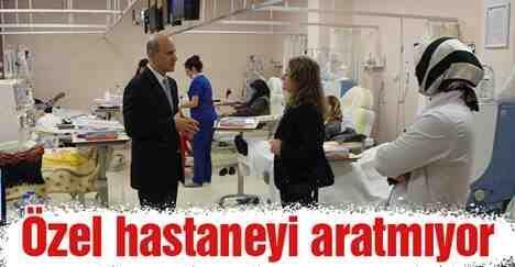 Geyve Devlet Hastanesi Özel Hastaneyi Aratmıyor