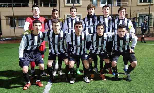 Geyvespor U 19 Finalde