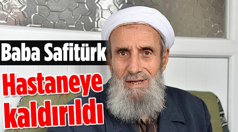 Asım Safitürk Hoca Hastaneye kaldırıldı