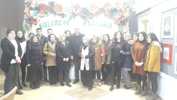 Geyve Anadolu Lisesi Huzurevinde