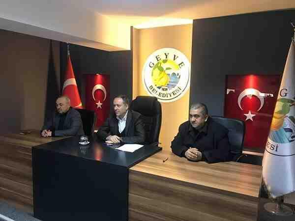 Yeni Yılın İlk Belediye Meclis Toplantısı Yapıldı