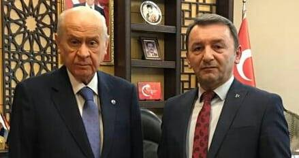 """MHP Geyve Belediye Bşk. Adayı Şerafettin KAYA """"TEŞEKKÜR"""""""