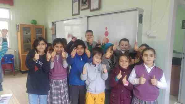 Eşme İlkokulunda Mahremiyet Eğitimi