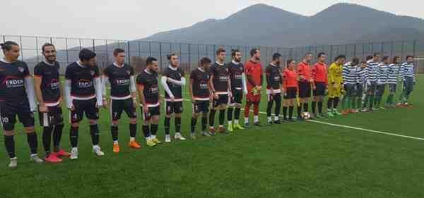 Geyvespor, 2. Yarıya Alaağaçspor Galibiyetiyle Başladı.