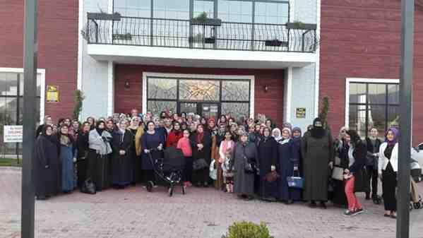 Geyveli kadınlar Çalıştay'da buluştu
