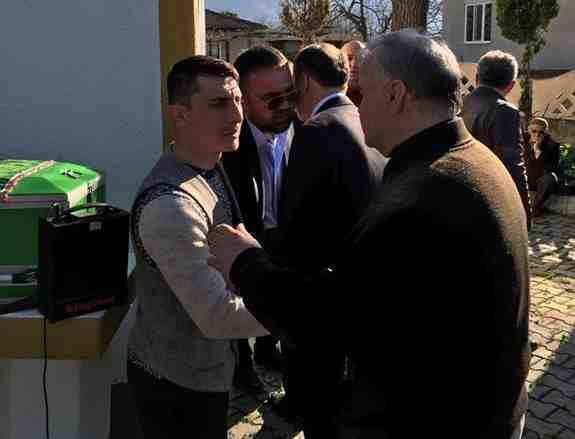 Ercan Demircioğlu vefat etti