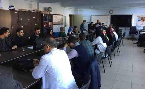 Geyve İHL Öğretmenler toplantısı
