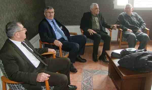 Muhtarlar Federasyonunun Toplantısı Yapıldı