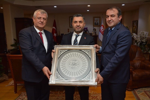 Baltaoğlu'ndan RTÜK Başkanı'na Hayırlı Olsun Ziyareti