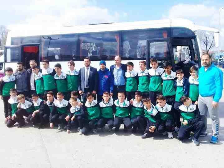 Milli Takım Sakaryagücü'ne seçilen Futbolcumuz İlk Maçına Çıkıyor..