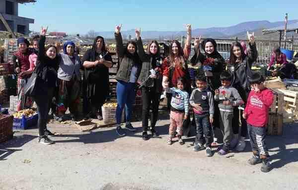 Geyveli Ülkücü Bayanlardan 8 Mart Etkinliği