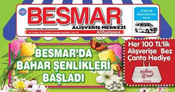 Besmar'da Bahar Şenlikleri Başladı