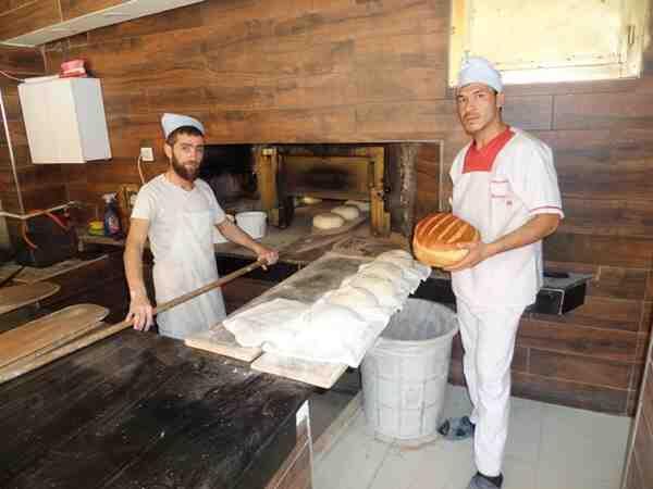 Geyve'den Uganda'ya Ekmek