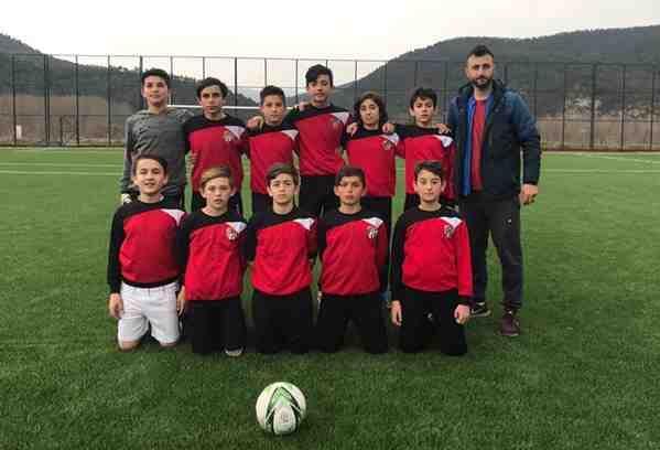Geyvespor U-13 Takımı Lige Hazır..