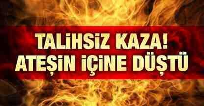 Tansiyonu Düştü, Ateşin Üstüne Düştü