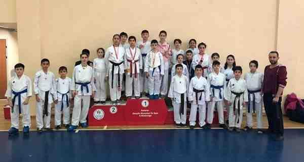 Geyveli Karateciler MEB okullarda davar…