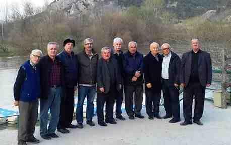 Emekli Eğitimcilerin SÖĞÜT Gezisi