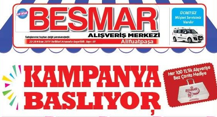 Besmar'da Ramazan Fırsatını kaçırmayın