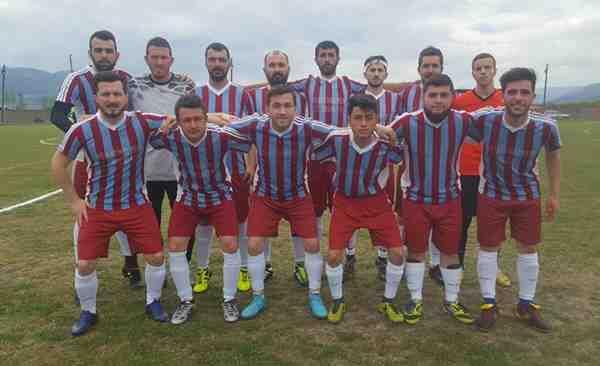 Kızılkayaspor, Kemaliyespor'a Gol yağdırdı