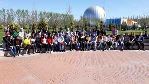 Öğrencilerin Eskişehir Gezisi