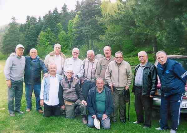 Emekli Eğitimcilerin Yayla Gezisi