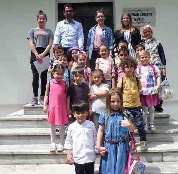 Ahmet Yesevi Ana Sınıfı Müze'de