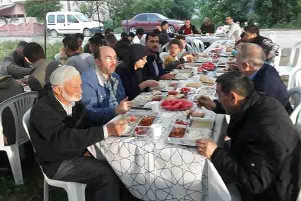 GSP Mahallesinde Birlik Beraberlik İftarı