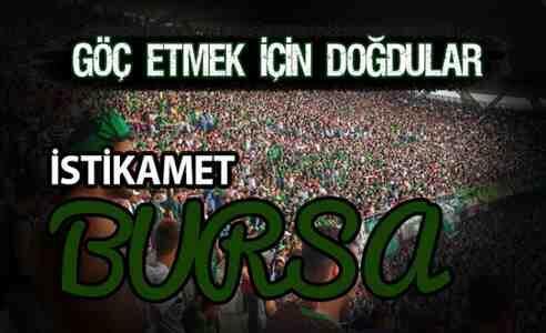 Göçe Başlıyoruz! Final Bursa'da