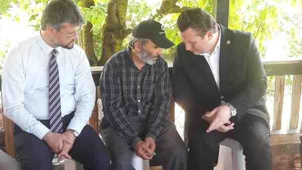 MHP Milletvekili Bülbül'den Şehit Evine Taziye Ziyareti