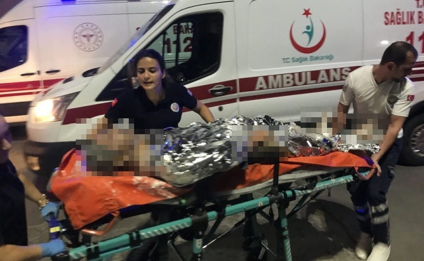 Patlamada Yaralanan Sürücü Hayatını Kaybetti